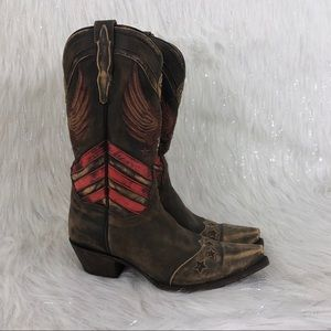 Dan Post N'Dependence boots size 9.5